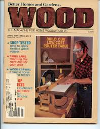 104 Wood Homes Magazine Better And Gardens April 1985 The For Home Workers Issue No 4 Larry Clayton Amazon Com Books