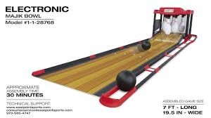 Majik Bowling Assembly Video