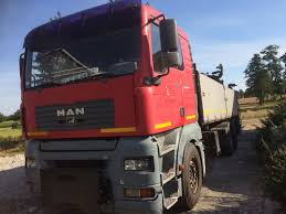 MAN 26 Dump Trucks For Sale, Tipper Truck, Dumper/tipper From Poland ...