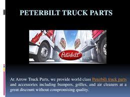100 Arrow Truck Parts Calamo Peterbilt