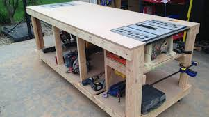 Woodworking Bench For Sale by Building Your Own Wooden Workbench Make