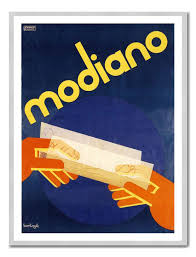 Modiano Cigarette Papers Art Deco 1930s Retro Vintage