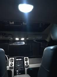 100 Interior Truck Lighting Car Light Bulbs White LED Lights
