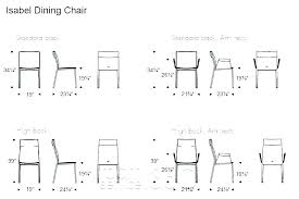 Stylish Ideas Average Dining Room Table Height Detail Typical Standard Sizes
