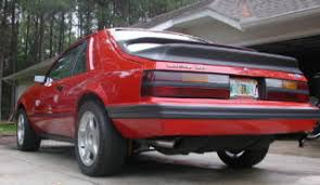 The Late Lamented Mustang SVO Ford Attempts Formula SUPER POTENTIAL