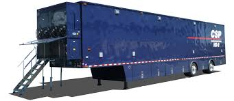 Mobile Broadcast / Production | Specialty Trailers | Kentucky Trailer