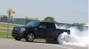 Ford F-150 Harley Davidson Burnout - Car Parts - PakWheels Forums