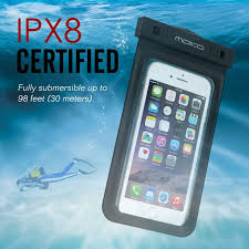 Best waterproof pouch cases for smartphones