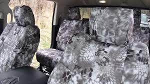 100 Camo Seat Covers For Trucks 2018 RAM 3500 Kryptek Raid YouTube