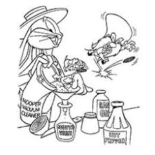 Bugs Bunny Coloring Pages 9