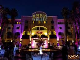 Your Floor Decor In Tempe by Karma Event Lighting For Weddings And Special Events