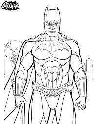 Batman Coloring Pages 6