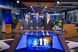 Newsroom News Background Elegant Ktva Tv Set
