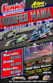 Illinois Halloween Raffle 2015 Results by Lodging Tri City Speedway