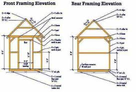 8 X 10 Gambrel Shed Plans by 8 10 Storage Shed Plans U0026 Blueprints For Constructing A Garden Shed