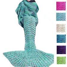 Kids Flip Open Sofa by Amazon Com Fu Store Handmade Mermaid Tail Blanket For