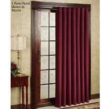 Traverse Rod Curtain Panels by Curtain Remarkable Design Of Lowes Curtains For Window Covering