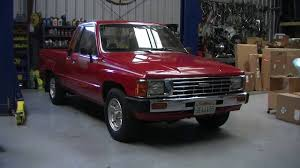 1986 Toyota Turbo Pick Up SR5 - YouTube 1986 Toyota Sales Brochure Efi Turbo 4x4 Pickup Glen Shelly Auto Brokers Denver Govdeals 1 Ton Long Bed Reg Cab 2wd Youtube 1990 Overview Cargurus Sr5 Extendedcab Truck Stock Fj40 Wheels Super Clean T25 Anaheim 2016 V8 Ex Bad Boy Toy 4cam 32valves Hilux Wikipedia Lift Kits Tuff Country Ezride The And Tacoma Compared Spec For Deluxe Toyota Pickup Deluxe 4x4 Regular Cab Sly Lumpkins 4runner Bfgoodrichs What Are You