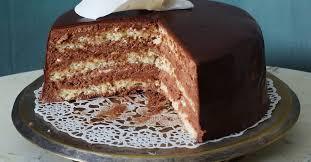 schoko nuss torte