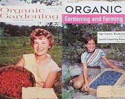 Organic Gardening Magazine Gold – City Farmer News Silver
