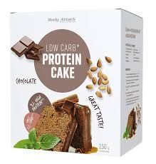 attack protein low carb protein cake chocolate pack of 2 x 150g