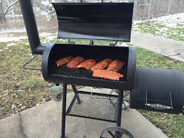 Ribs My HORIZON Quarter Inch Thick Smoker Best Backyard Gogo Papa