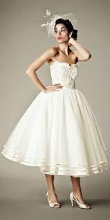 274 best Tea Length & Short Wedding Dresses images on Pinterest