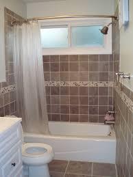 Beige Bathroom Design Ideas by Showers With Bullnose Around Window Google Search Bathroom