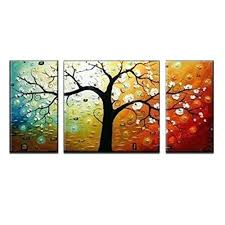 Multiple Piece Wall Art Best Canvas Paintings Ideas On