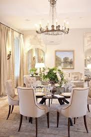 Wonderful Elegant Dining Table And Chairs Formal Round Room Inside Tables