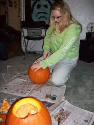 Vomiting Pumpkin Dip by Something Wicked This Way Comes 13 Steps To Throwing A Wicked