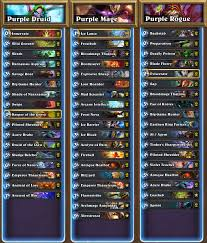 Basic Deck Hearthstone Priest by Hearthstone Official Game Site