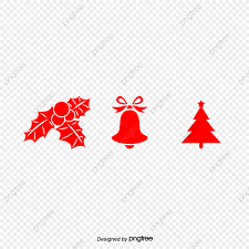Vector Ai Red Christmas Ornament Vector Christmas Red PNG And