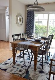 Small Space Dining Room Decorating Ideas Before After Makeover With Better Homes Gardens
