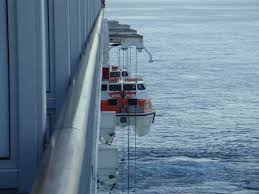 Ruby Princess Baja Deck Plan by Lifeboat Obstruction Below Dolphin Deck Cruise Critic Message