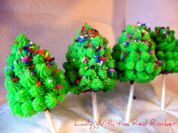 Rice Krispie Christmas Tree Pops by Your Ultimate Guide To Christmas Cooking With Kids 50 Festive
