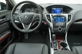 2015 Acura TLX Review Autoweb