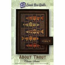 About Trout Pattern Lunch Box Quilts — Missouri Star Quilt Co