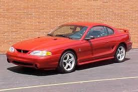 14 Ford Mustang SVT Cobra The Best Cars of the 90s