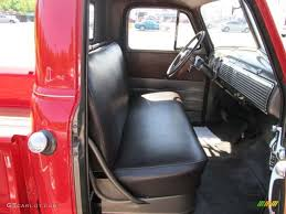 1951 Chevy Truck Floorboard Interior | 1951 Chevy Truck Interior ...
