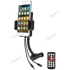Car FM Transmitter Phone Holder for iPhone 6 iPhone 6 Plus RFM