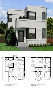 100 Modern Homes Design Plans Contemporary Normandie945 In 2019 New House Design House Plans