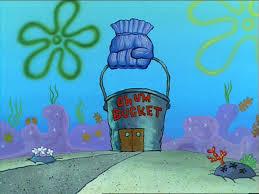 That Sinking Feeling Spongebob by Bottom The Adventures Of Gary The Snail Wiki Fandom