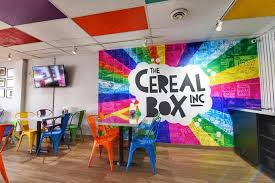 A Restaurant Dedicated To Cereal Is Now Open In Arvada With Colorful