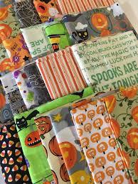 Halloween Express Rochester Minnesota by Sale Halloween Fabric Halloween Scrap Pack Of Designer