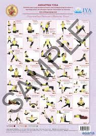 Prenatal Yoga Wall Chart