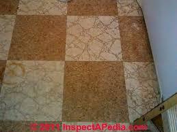 Asbestos Containing Floor Tiles C D Friedman