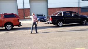 4x4 Tug Of War Ford Ranger Vs VW Amarok - Video Dailymotion