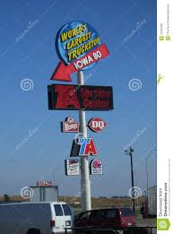 Truck Stop: World''s Largest Truck Stop