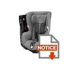 housse si ge auto axiss b b confort bebe confort siège auto axiss groupe 1 concrete grey pivotant